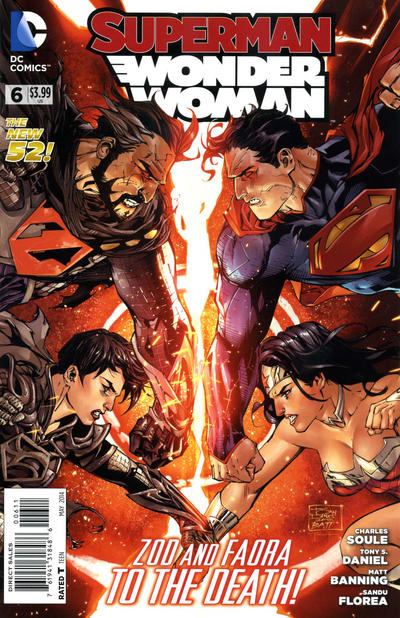 Superman/Wonder Woman Vol 1 6