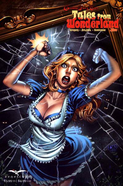 Tales from Wonderland: Alice Vol 1