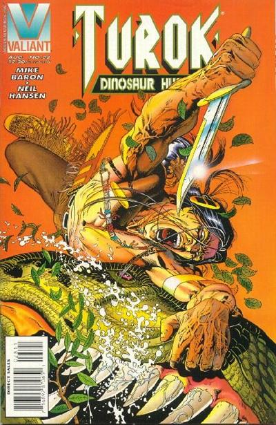 Turok, Dinosaur Hunter Vol 1 28