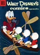 Walt Disney's Comics and Stories Vol 1 213