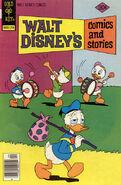 Walt Disney's Comics and Stories Vol 1 444