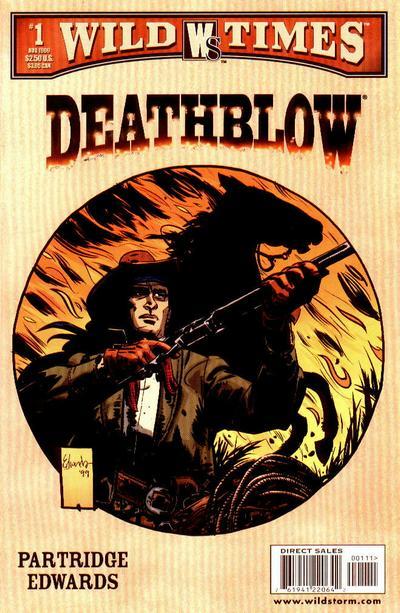 Wild Times: Deathblow Vol 1 1