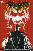 Year One Batman Ras al Ghul 1