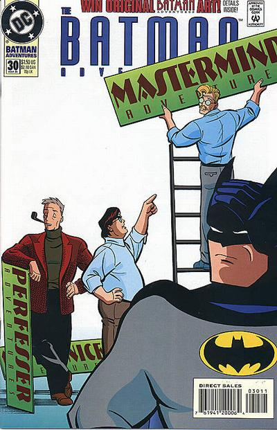 Batman Adventures Vol 1 30