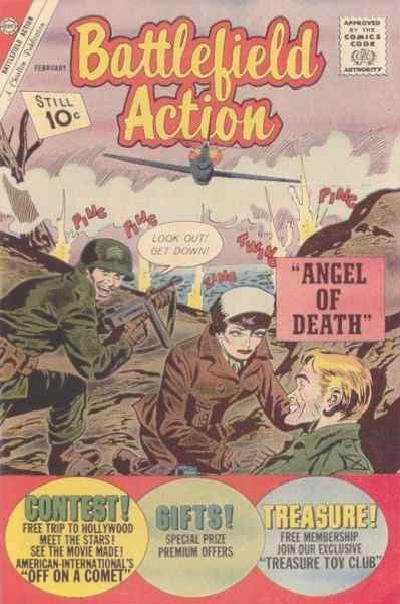 Battlefield Action Vol 1 40