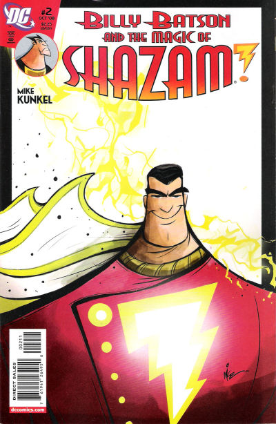 Billy Batson and the Magic of Shazam/Covers