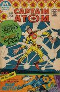 Captain Atom Vol 1 83-B