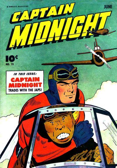 Captain Midnight Vol 1 21