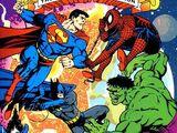 DC/Marvel Crossover Classics Vol 1 1