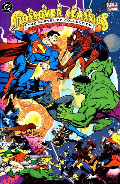 DC/Marvel Crossover Classics Vol 1 1