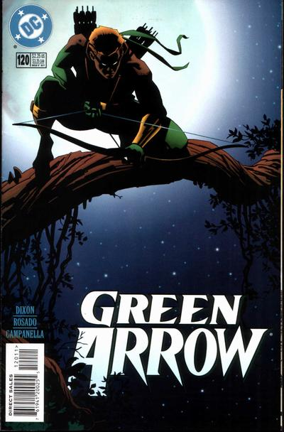Green Arrow Vol 2 120
