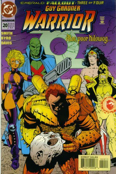 Guy Gardner: Warrior Vol 1 20
