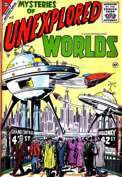 Mysteries of Unexplored Worlds Vol 1 2