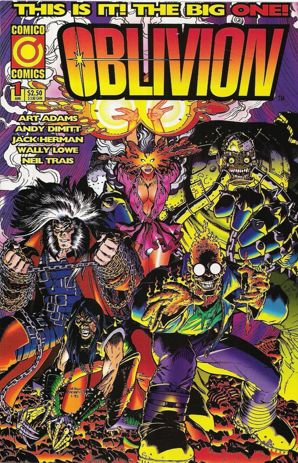 Oblivion Vol 2