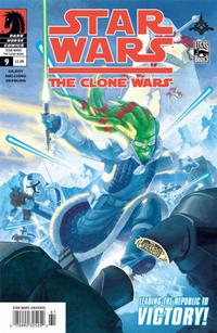Star Wars: The Clone Wars Vol 1 9
