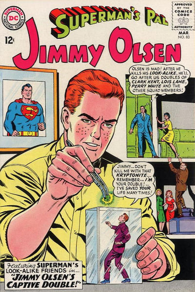 Superman's Pal, Jimmy Olsen Vol 1 83