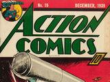 Action Comics Vol 1 19
