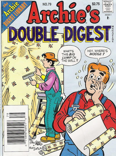 Archie's Double Digest Magazine Vol 1 79