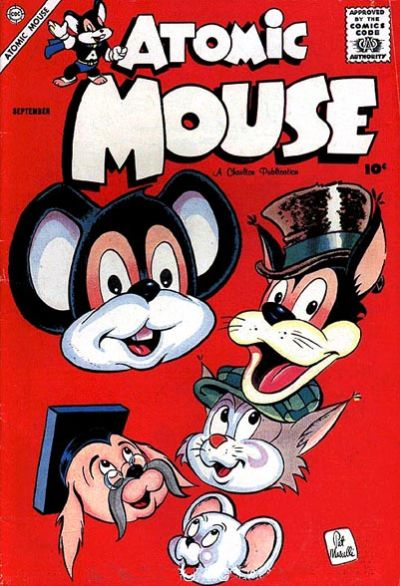 Atomic Mouse Vol 1 27