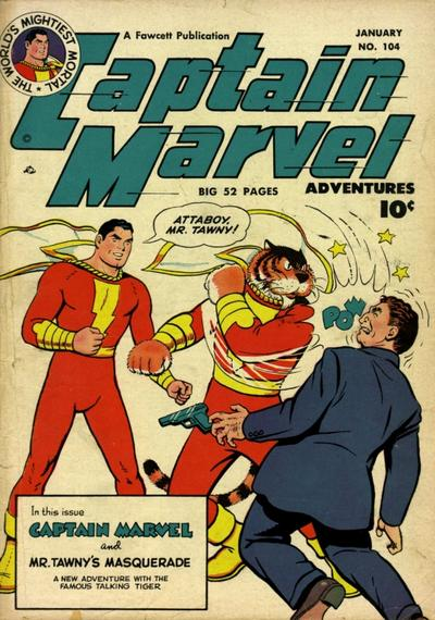 Captain Marvel Adventures Vol 1 104