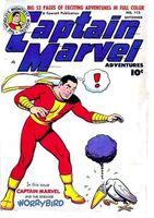 Captain Marvel Adventures Vol 1 112