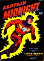 Captain Midnight Vol 1 43