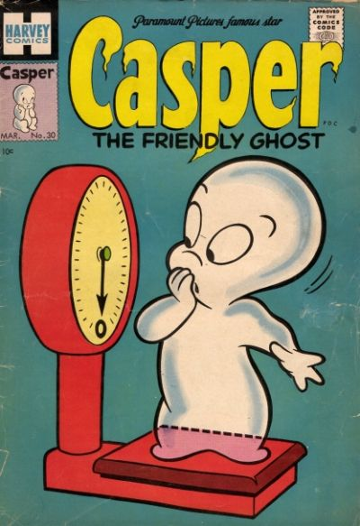 Casper, the Friendly Ghost Vol 1 30