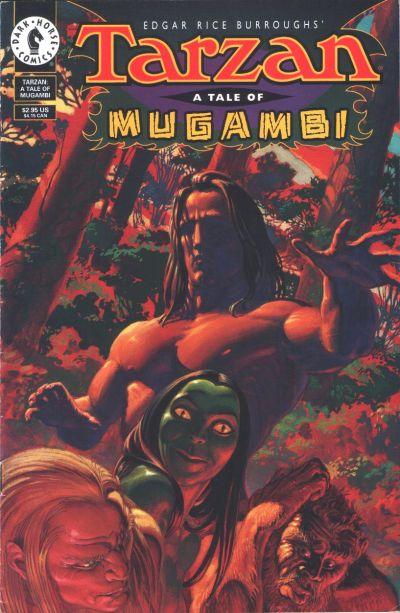 Edgar Rice Burroughs' Tarzan: A Tale of Mugambi Vol 1