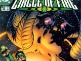 Green Lantern: Circle of Fire/Covers