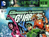 Green Lantern: New Guardians Vol 1 13