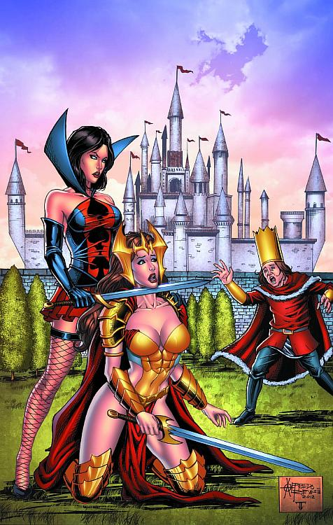 Grimm Fairy Tales Presents Wonderland Vol 1 8