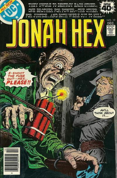 Jonah Hex Vol 1 19