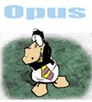 Opus (comic strip)