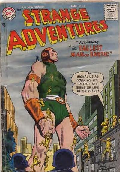 Strange Adventures Vol 1 76