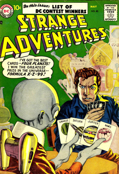 Strange Adventures Vol 1 80