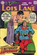 Superman's Girlfriend, Lois Lane Vol 1 98