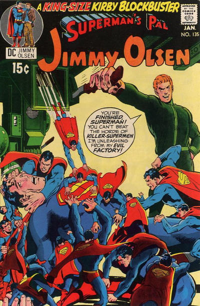 Superman's Pal, Jimmy Olsen Vol 1 135