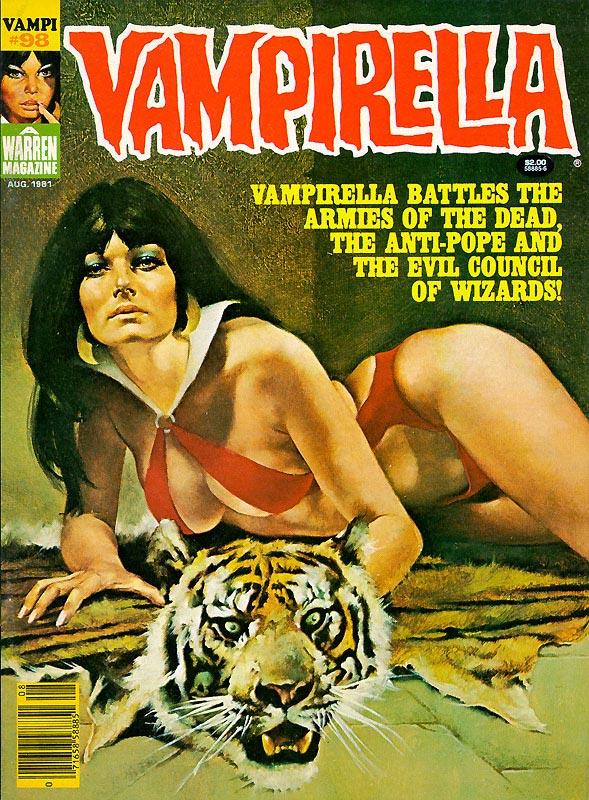 Vampirella Vol 1 98