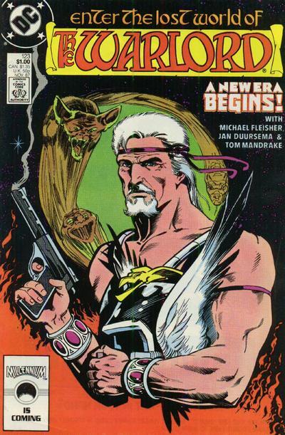 Warlord Vol 1 123