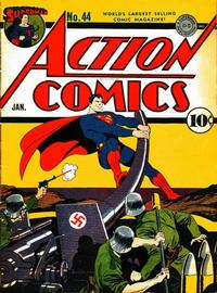 Action Comics Vol 1 44