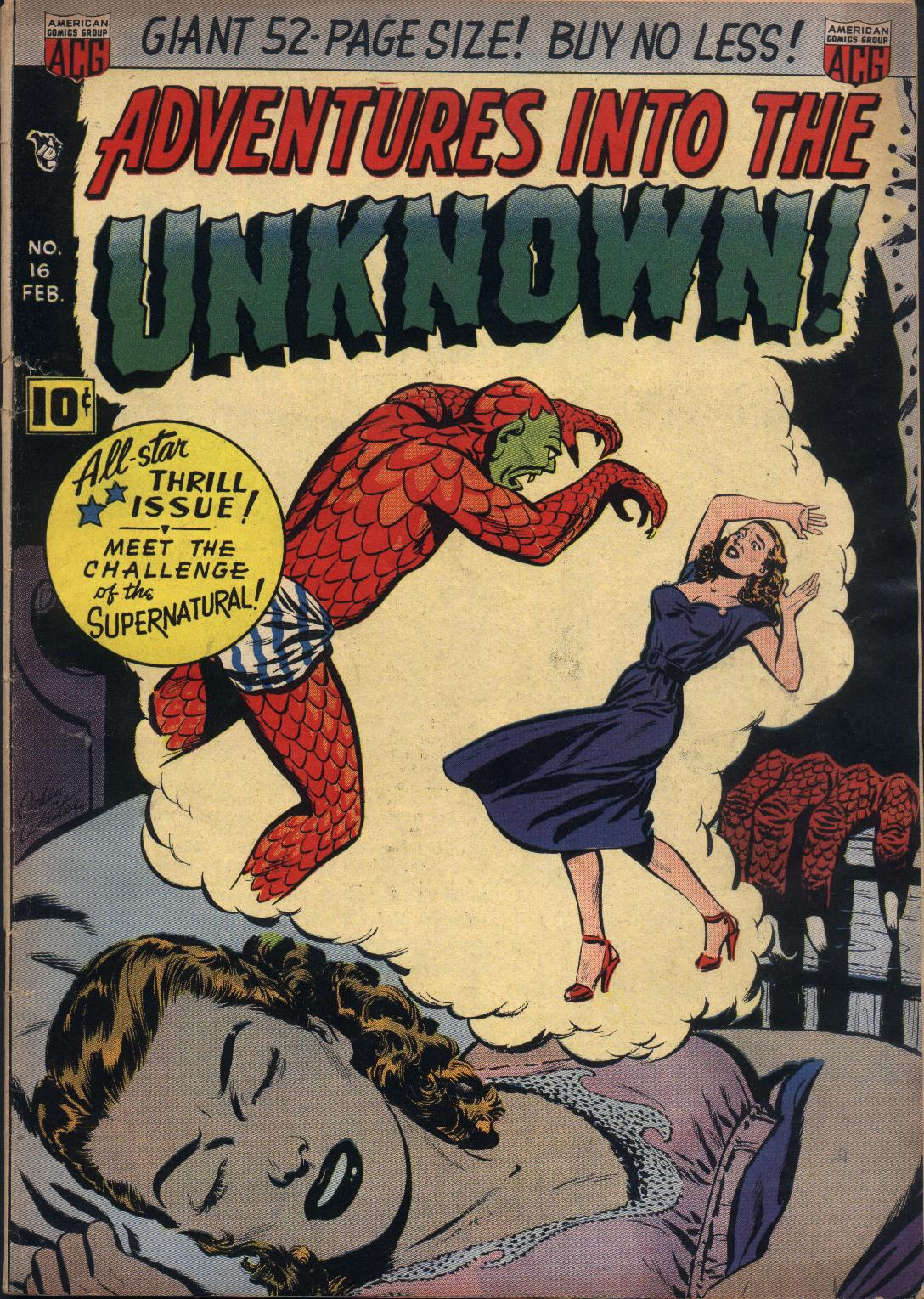 Adventures into the Unknown Vol 1 16
