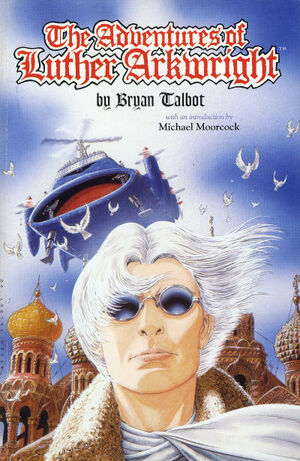 Adventures of Luther Arkwright (TPB) Vol 1 1.jpg