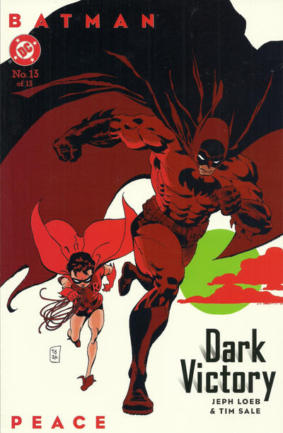 Batman: Dark Victory Vol 1 13