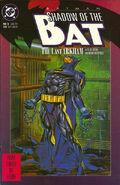 Batman Shadow of the Bat Vol 1 3