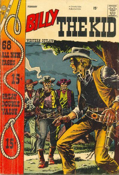 Billy the Kid Vol 1 11