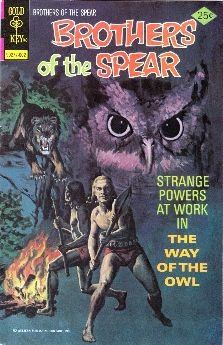 Brothers of the Spear Vol 1 17