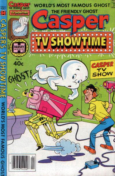 Casper T.V. Showtime Vol 1 4