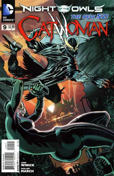 Catwoman Vol 4 9