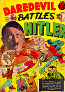 Daredevil Battles Hitler Vol 1 1