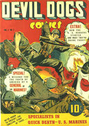 Devil Dogs Comics Vol 1 1